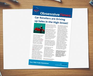 Obsessive Times Newsletter